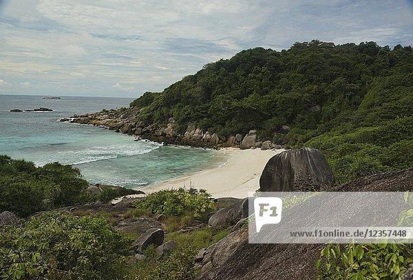 Island paradise  Mergui Archipelago  Myanmar.