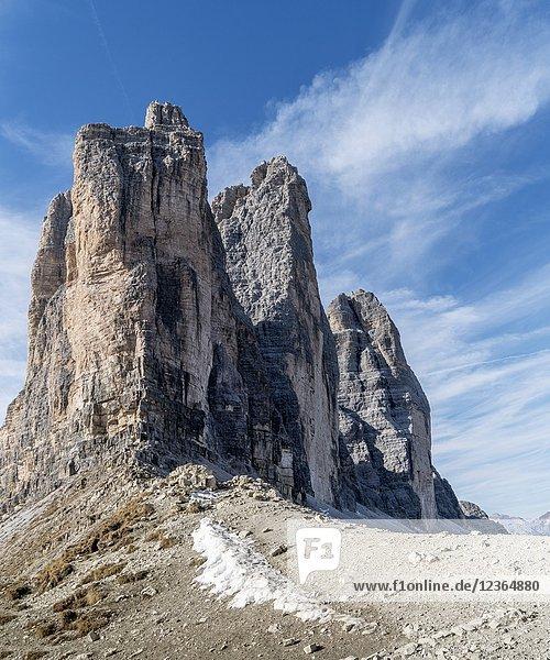 Italy. Dolomites.