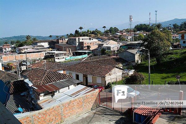 Salento  Colombia.