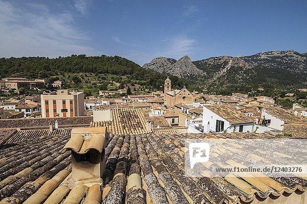 Bunyola  Mallorca  balearic islands  Spain