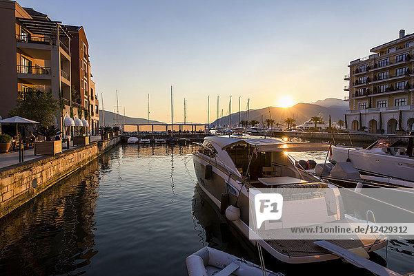 Yachthafen Porto Montenegro