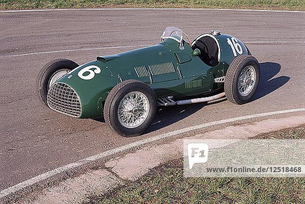 1951 Ferrari 125. Artist: Unknown
