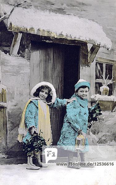 French Postcard  c1900. Artist: Unknown