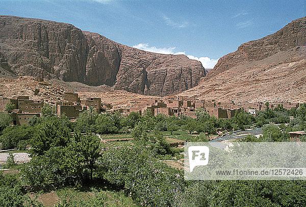 Todra Gorge  Morocco.