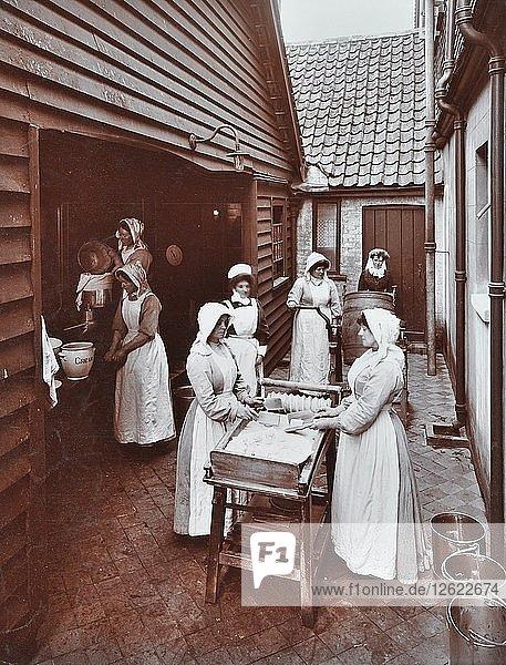 Farmfield Reformatory for Female Inebriates  Charlwood Road  Horley  Surrey  1910. Artist: Unknown.