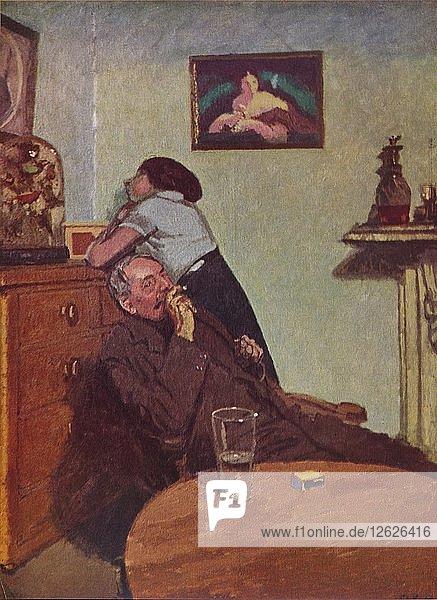 Ennui  c1914 (1935). Artist: Walter Richard Sickert.