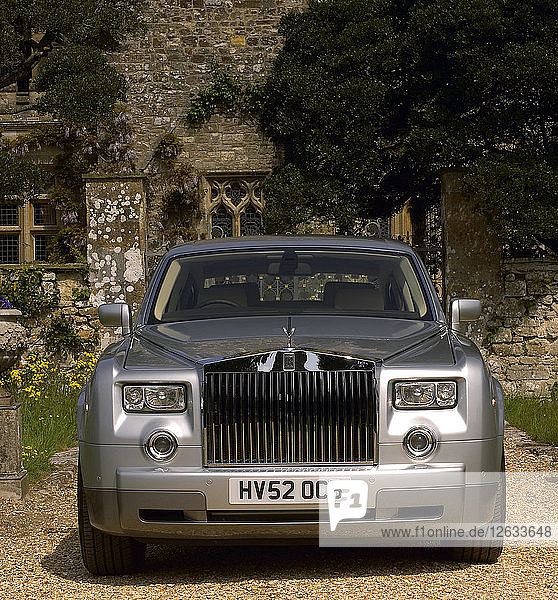 2003 Rolls Royce Phantom. Artist: Unknown.