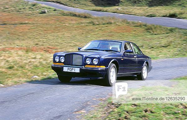 1997 Bentley Continental R. Artist: Unknown.