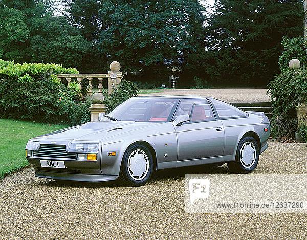 1987 Aston Martin Vantage Zagato. Artist: Unknown.