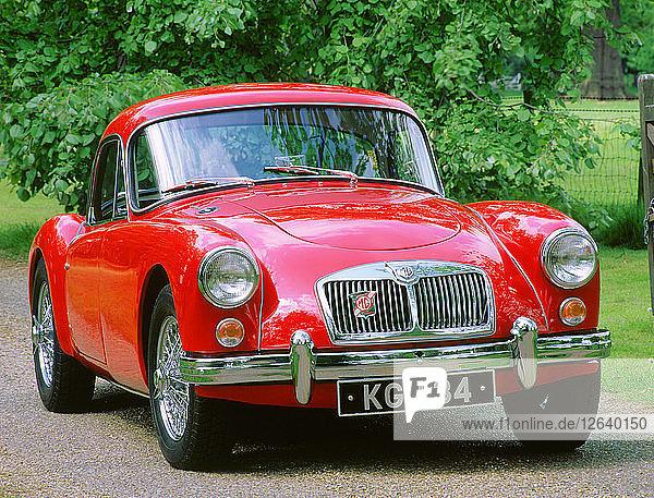 1962 MG A 1600 Mark 2. Artist: Unknown.