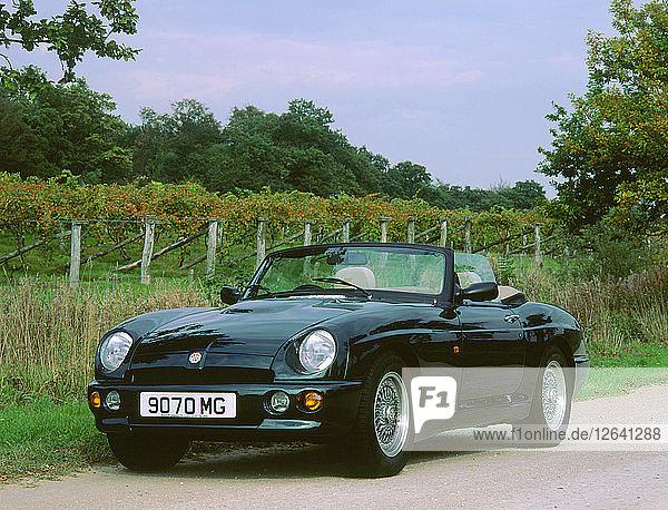 1994 MG RV8 . Artist: Unknown.