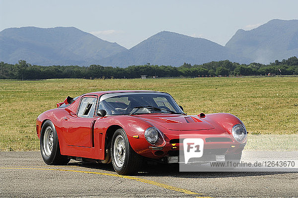 1965 Bizzarrini 5300 GT America Artist: Unknown.