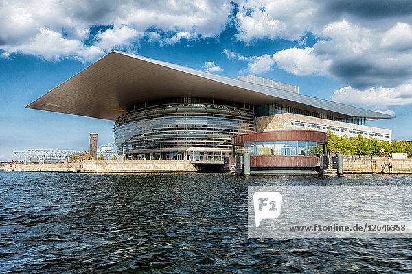 Königliche Oper  Kopenhagen  Dänemark  Europa