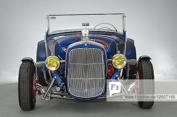Coffee Grinder 1930 Ford A Custom Car. Artist: Unknown.