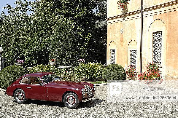 1949 Maserati 1500 Grand Tourismo Artist: Unknown.