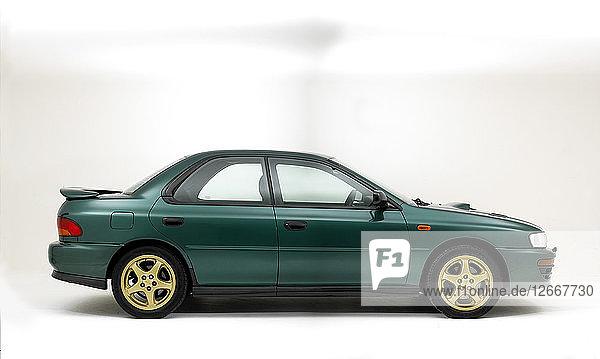 1997 Subaru Impreza Turbo Artist: Unknown.