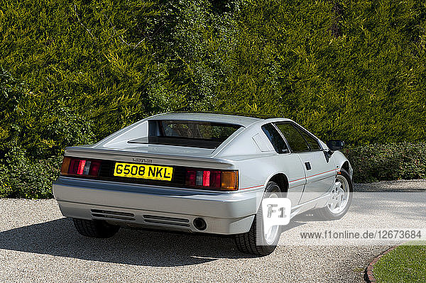 1989 Lotus Esprit Artist: Unknown.