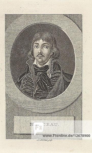 General François Séverin Marceau-Desgraviers (1751-1847)  1806.