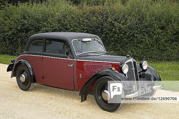 1937 DKW F7 Meisterklasse Artist: Unknown.