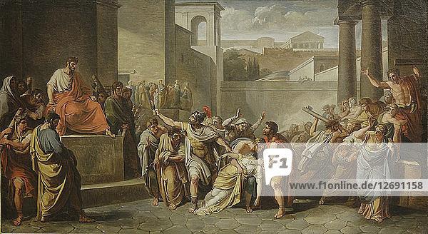 The Death of Verginia  1804-1815.