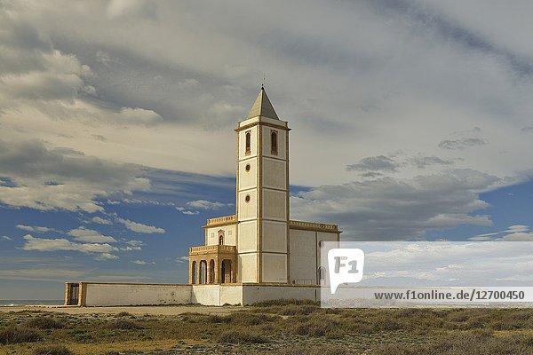 San Miguel de Cabo de Gata. Almeria province  Andalusia  Spain.
