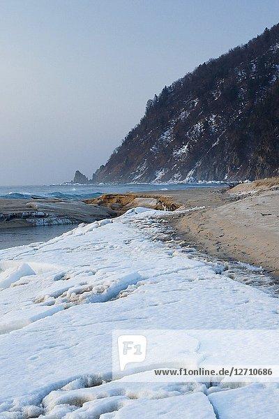 Petrova cordon. Lazovsky Nature Reserve  Sikhote-Alin mountain range. Primorsky Krai. Russia  Asia.
