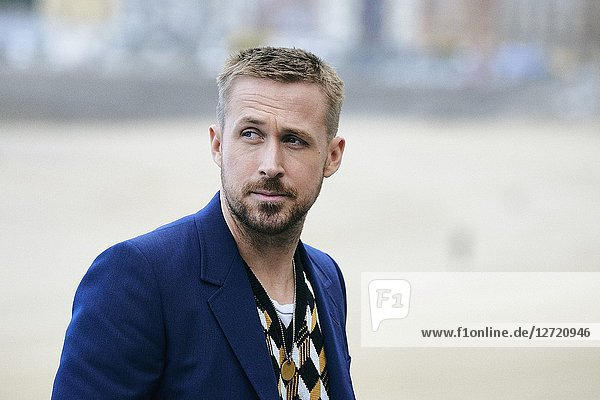 Ryan Gosling attended 'First Man' Photocall during the 66th San Sebastian International Film Festival at Kursaal Palace on September 24  2018 in San Sebastian  Spain