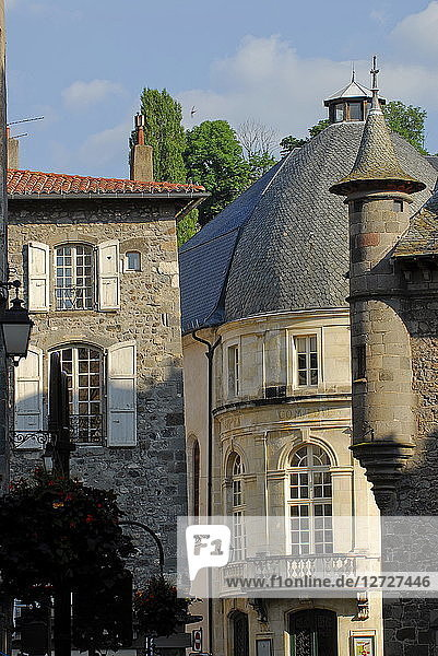 France  South-Western France  Cantal  Aurillac  Theatre and Consular House