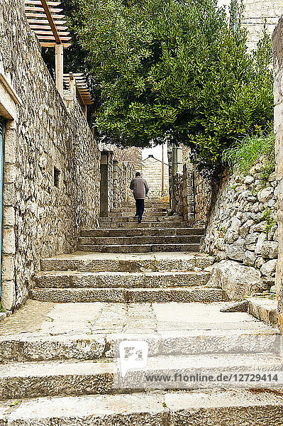 Europe  Croatia  Dubrovnik Neretva shire  Konavle municipality  Cavtat