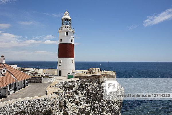 Gibraltar  lighthouse at Europa Point
