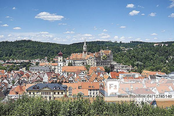 Germany  Baden-Wurttemberg  Sigmaringen