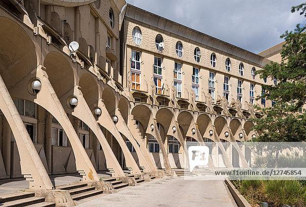 Arènes de Picasso, Pavé-Neuf, Noisy-le-Grand, Frankreich, Europa