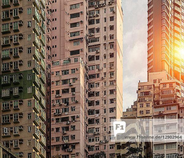 Erschwingliche Wohnungen  Hongkong
