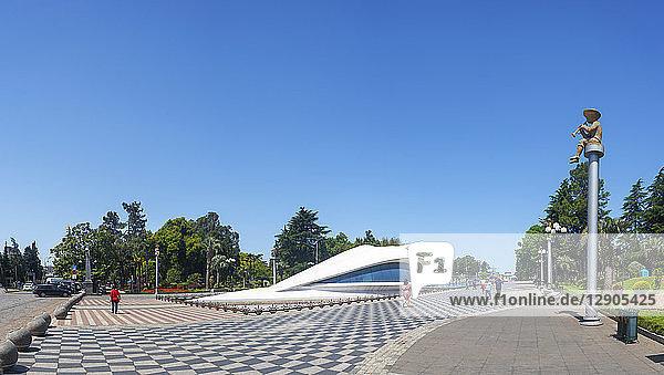 Adscharien,am Tag,Asien,Außenaufnahme,Batumi,Bauwerk