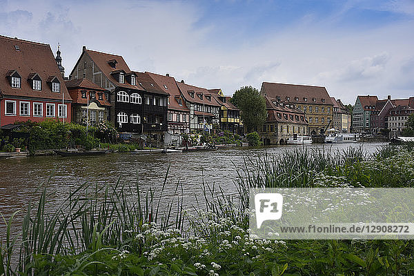Germany  Upper Franconia  Bamberg  Old town