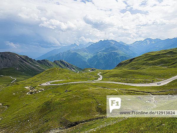 Austria  Hohe Tauern  Grossglockner High Alpine Road  Grossglockner