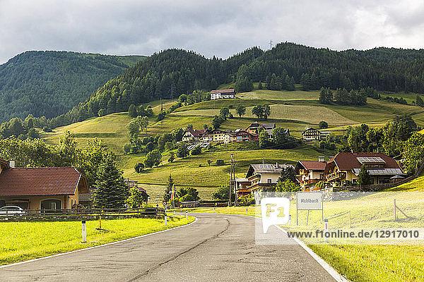 Austria  Carinthia  Katschberg  Muehlbach