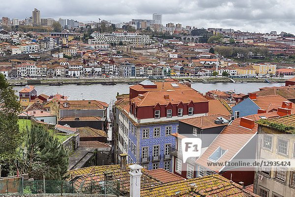 Old city  Porto  Portugal.