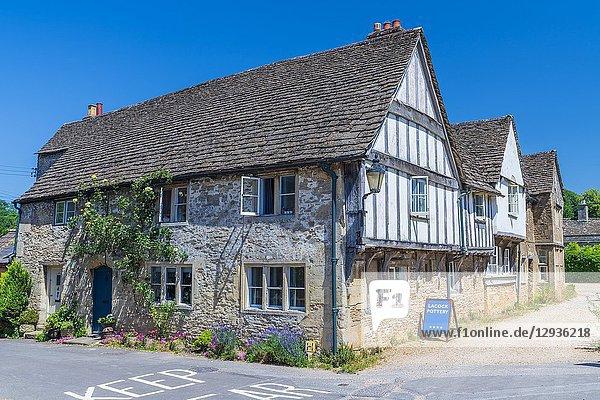 Lacock  Wiltshire  England  United Kingdom  Europe.