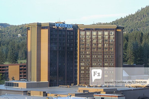 MontBleu Resort  Casino and Spa  Stateline  Nevada  United States.