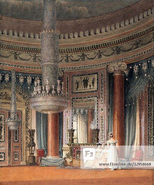 Wild Charles - Carlton House - the Circular Room 2.