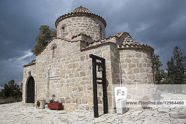 Small Orthodox Chapel in Larnaca  Cyprus