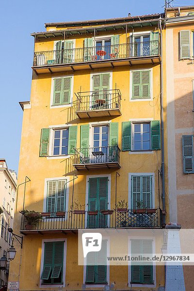 Nice in the South of France is the largest city on the French Riviera.