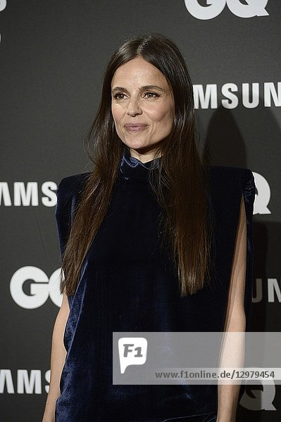 Elena Anaya attends GQ Men of the Year Awards 2018 at Palace Hotel on November 22  2018 in Madrid  Spain
