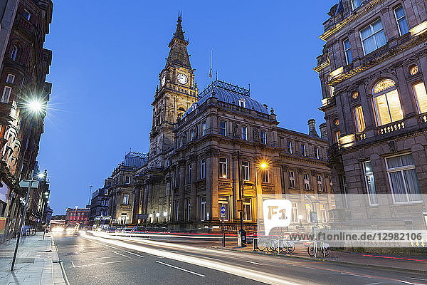 Government buildings in Liverpool  England