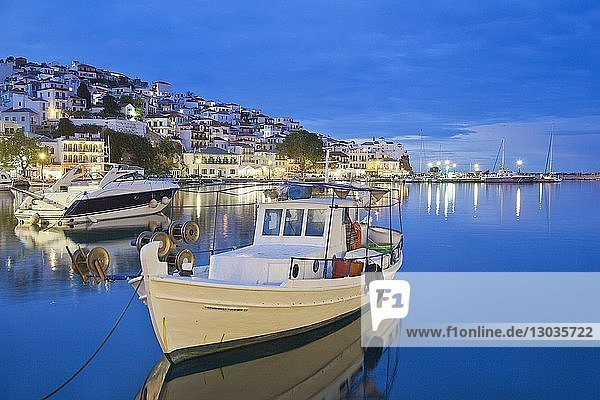 Skopelos  Sporades Island group  Greek Islands  Greece