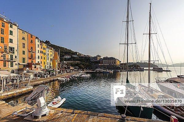Calata Doria  Portovenere  Liguria  Italy