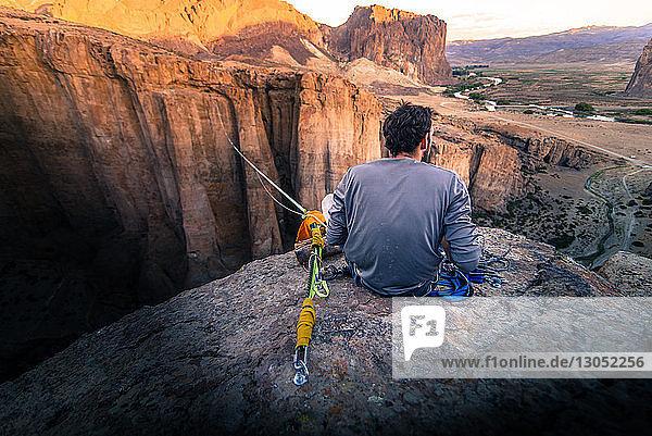 Hochgebirge in Piedra Parada  Argentinien
