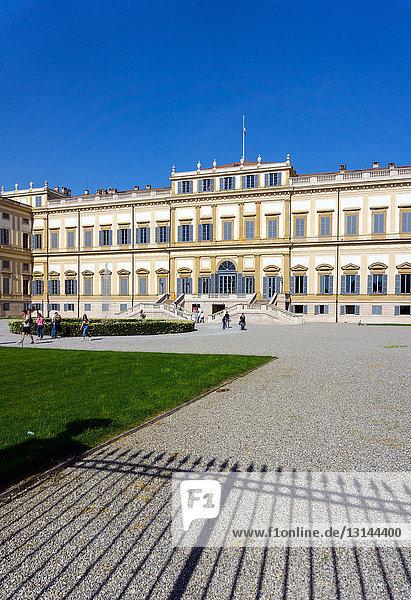 Italy  Lombardy  Monza  Villa reale