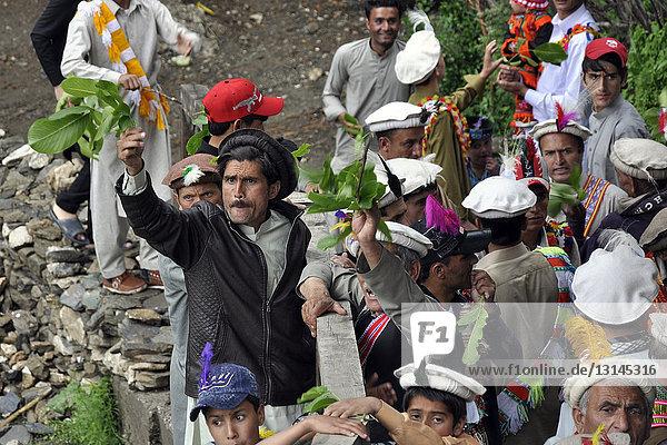 Pakistan  Brum  Kalash festival